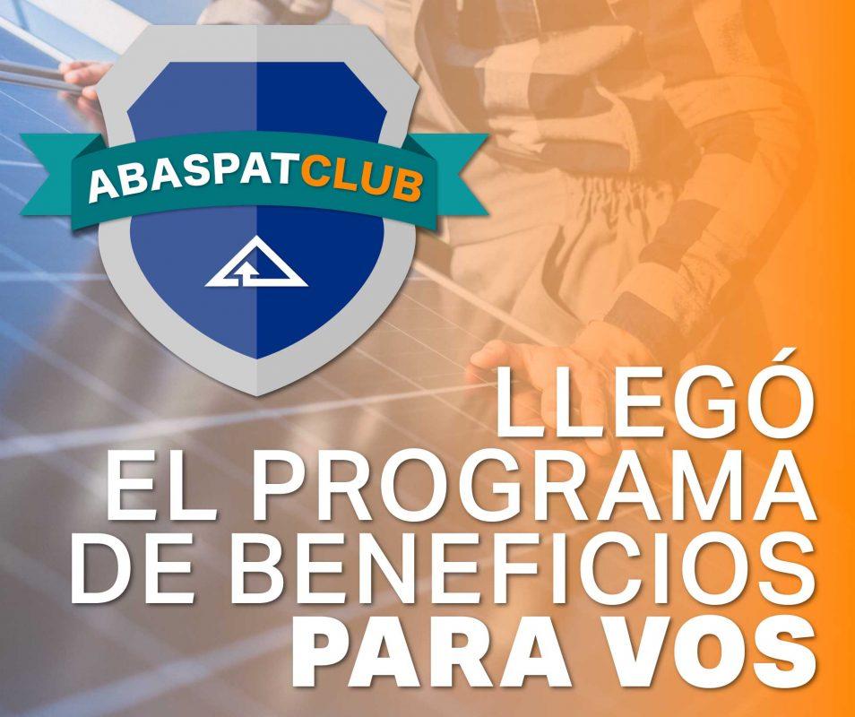 llega AbaspatClub