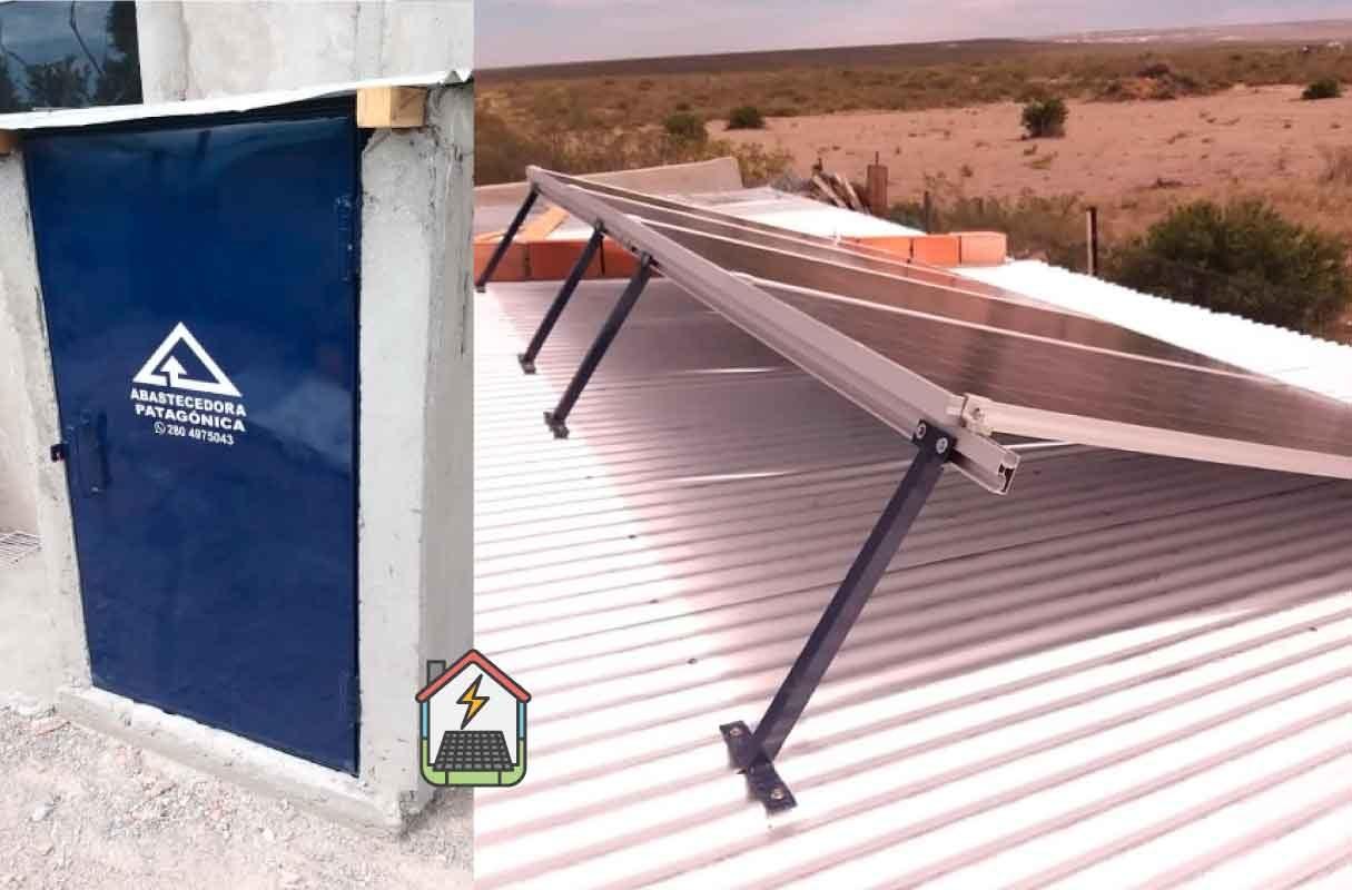 Instalación Kit Solar 3