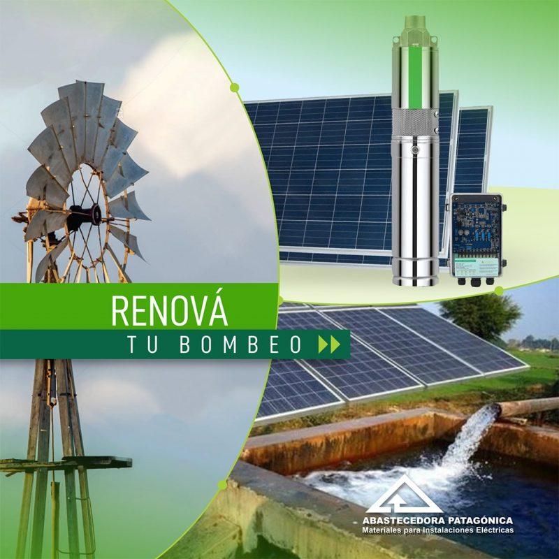 Del tradicional molino de viento a un nuevo sistema de bombeo ecológico para el abastecimiento de agua potable